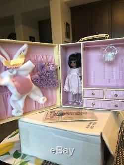 Betsy McCall Easter Trunk Set HTF African American Mint
