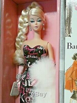 Bfmc Silkstone 45th Anniversary Platinum Blonde Stunning Elegant & Sophisticated