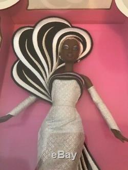 Bob Mackie Barbie 45th Anniversary African American Doll NRFB