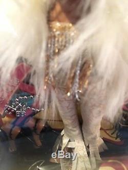 Brand New Welcome To Fabulous Bratz Starring Sasha Las Vegas (nib Nrfb Htf)
