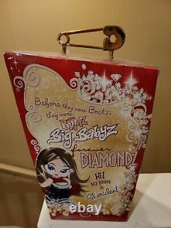 Bratz Big Babyz Sharidan forever Diamondz New In Box