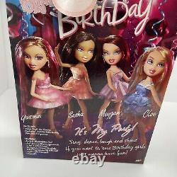 Bratz Birthday Edition Sasha CLOE YASMÍN SET OF 3