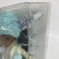 Bratz Doll Wintertime Wonderland Collection Sasha 2003 NRFB New NIB Rare