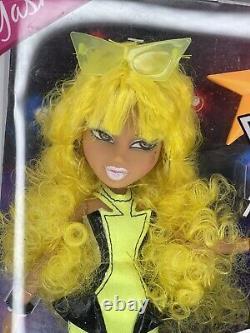 Bratz Style Starz Yasmin Doll Sings 2 Wigs New In Box