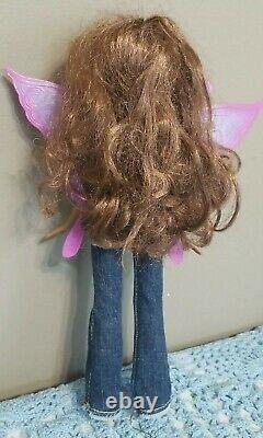 Bratz Super Rare Pixiez Sasha Doll Fairy Girl Butterfly Brat Brats AA NIB Cute