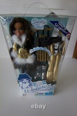 Bratz Wintertime Collection Sasha Doll RARE
