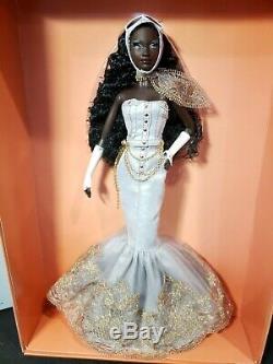 Byron Lars Charmaine King Barbie Doll 2010 Gold Label Mattel R4541 Nrfb
