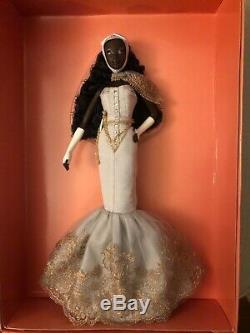 Byron Lars Charmaine King Barbie Doll Gold Label 2010