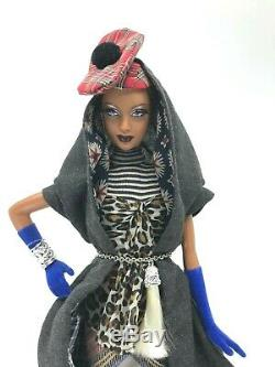 Byron Lars Fenella Layla Barbie Passport Collection Gold Label 2011 HTF EUC
