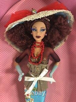 Byron Lars Sugar Barbie Doll Chapeaux Collection Gold Label Mattel J0980 Nrfb