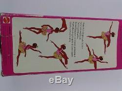 Cara Ballerina Barbie Doll 1975 AA African American 1976