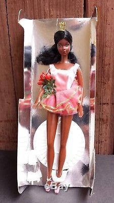 Cara Ballerina Barbie Doll 1975 AA African American T 1976