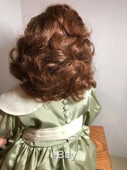 Christine Orange VINYL Doll BETHAFRICAN AMERICAN 33 Beautiful! RARE VINYL