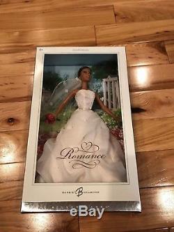 David's Bridal Romance Barbie African American 2006 Nrfb K8672 - Rare