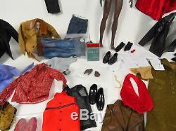 Devadoll Deva Nude Aa Tan Skin Limit Ed 14/30 Mungu Bjd Male Resin Doll + Clothe