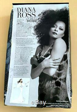 Diana Ross Bob Mackie Barbie Designer Limited Edition Doll in box 1997