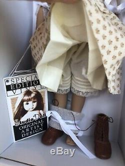 Dianna Effner 13 Suzette Little Darling Convention Doll 2018 MDCC LE 150 Signed