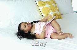 Ethnic AA bi-rascal Kay's Nursery Indra Toddler, Katie-Marie by Ann Timmerman