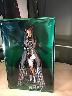 FENELLA LAYLA BYRON LARS BARBIE DOLL GOLD LABEL New in Mattel shipper