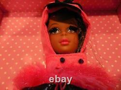 FRANCIE Fuchsia & Fur Reproduction Barbie GOLD LABEL 2012. NRFB