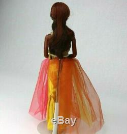 Fashion Photo CHRISTIE 1977 Barbie Doll African American Mattel Superstar Era