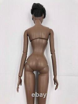 Fashion Royalty Adele Makeda Timeless Dark A Skin Tone FR6.0 Nude Integrity Doll