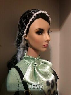 Fashion Royalty FR2 Nu Face Reckless AKA Gigi Giselle Diefendorf Doll LE600 NRFB