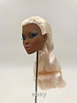 Fashion Royalty Integrity Doll Head Adele Makeda Frosted Glamour Fairytale 2017