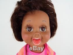 Galoob Baby Face Doll So Playful Penny African American