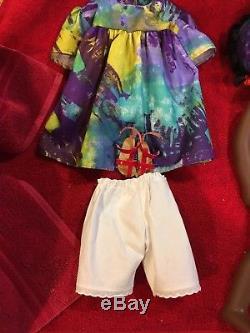 Gotz Joy Sylvia Natterer Design ETHNIC AFRICAN AMERICAN Doll FANOUCHE & FRIENDS