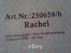 Heart & Soul Rachel Afro African American Doll Ltd Ed 19/200 Angela Sutter