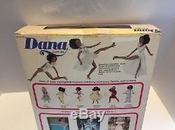 HTF Vtg Kenner Dana Cover Girl African American Black Darci Doll New Opened Box