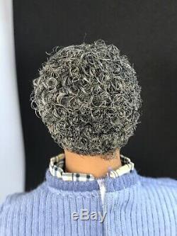 Happy Family Barbie Doll Grandpa Grandfather Grandparent Midge African American
