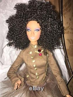 Hard Rock Cafe Barbie 2007 Only 12,000 AA Black African American Pin