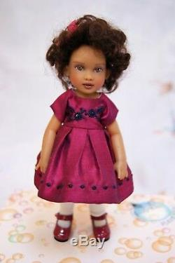 Helen Kish Tiny J African American Doll by Kish & Company Rileys Friend