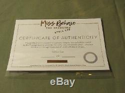 Hollis Hughes Nude AA Doll NIB 2018 FR Luxe Life Miss Behave Industry Style Lab