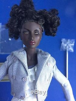 Integrity FR Fashion Royalty 12 African American Doll And Accessories No Box