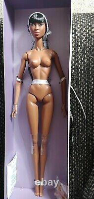Integrity Toys Fashion Royalty Style Lab Flawless Beauty Adele Makeda Doll Only