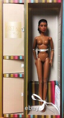 Integrity Toys Midnight Kiss Lady Aurelia Grey Nude Doll East 59th Nib