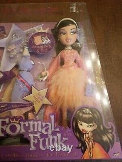 Jade Bratz Formal Funk Doll Limited Edition Prom 2003 Toty