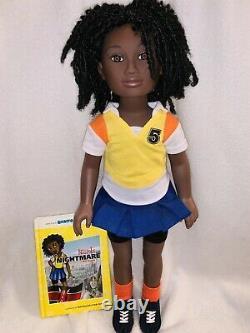 Karito Kid Doll (LIMITED EDITION) RARE- Lulu from Kenya
