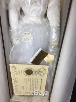 Kingstate Doll Prestige African American Porcelain Bride Genese 1606/3500