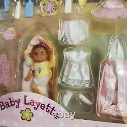 Krissy Barbie Baby Sister African or Hispanic Doll with Baby Layette MIB RARE