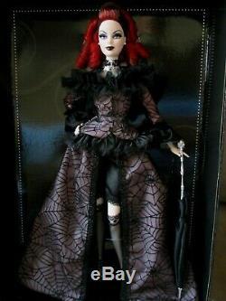 La Reine de la Nuit Convention Barbie NRFB -Mint -PLATINUM LABEL #372 of 900