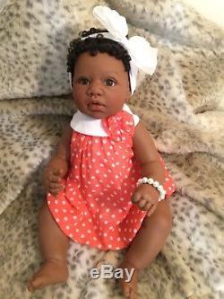Lee Middleton African American Pristine Baby Chloe