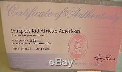 Lee Middleton Pampers Kid African American