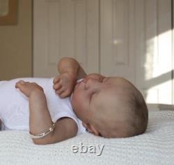 Life Like SOFT Vinyl 19 Reborn Baby Doll Newborn Toddler Gift Silicone Girl Boy