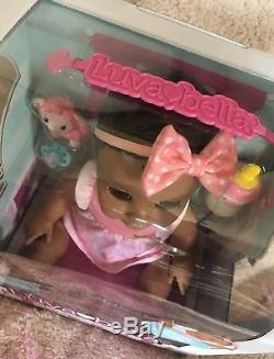 Luvabella African American Doll Brand New in Box IN HAND