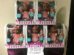 Luvabella African American Interactive Doll By Spin Master