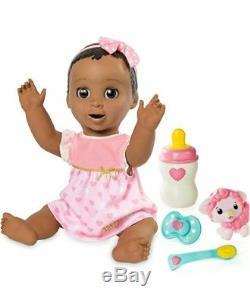 Luvabella doll Dark Brown Hair African American
